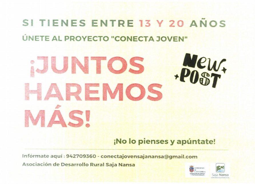 """Proyecto """"Conecta Joven"""""""