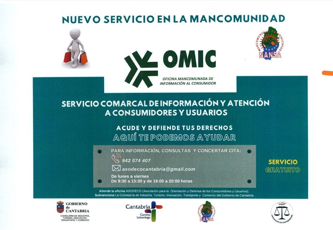 SERVICIO COMARCAL DE INFORMACIÓN Y ATENCIÓN A CONSUMIDORES Y USUARIOS